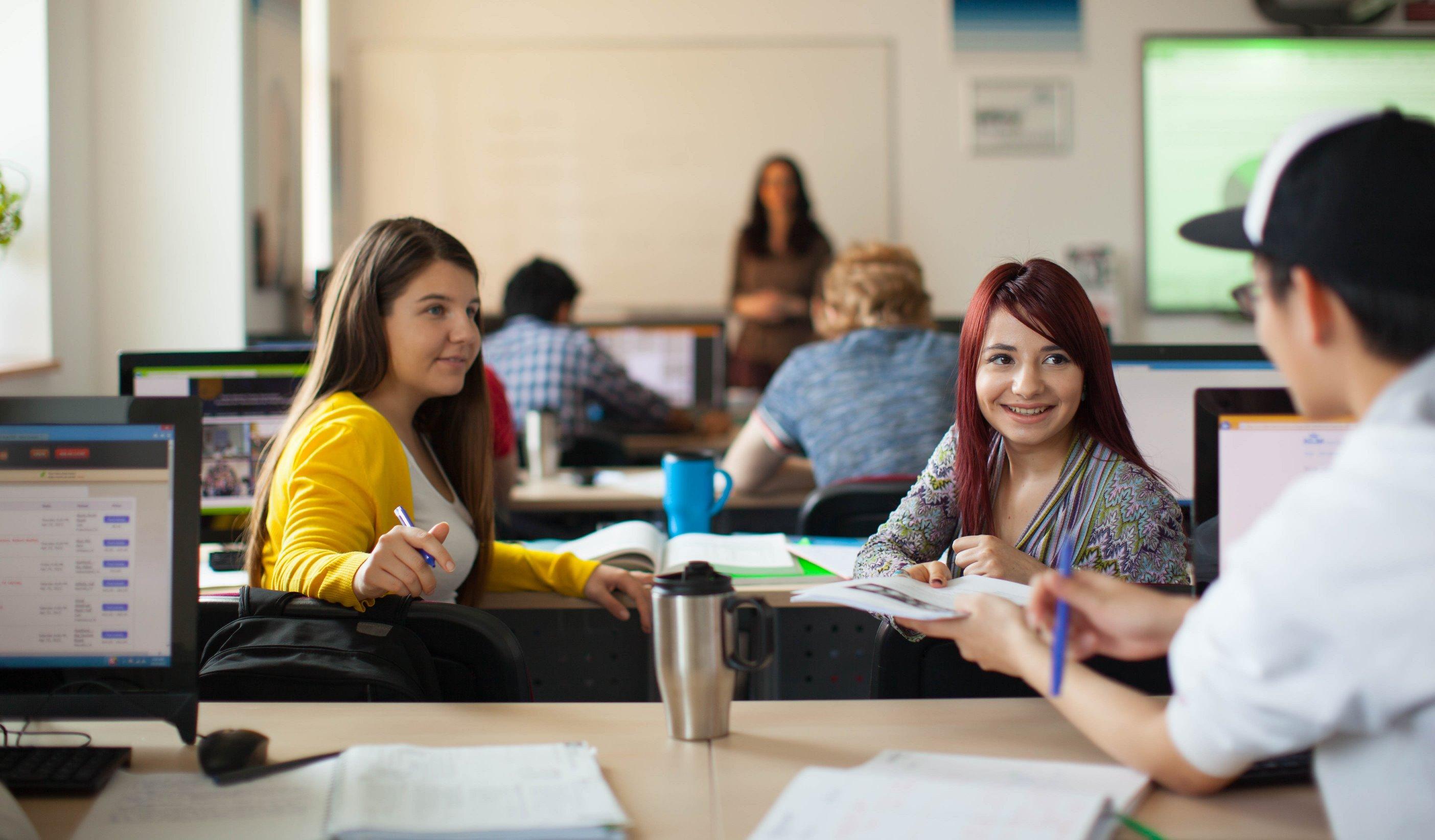 Cursuri extracurriculare cu profesori internaționali (sem ...